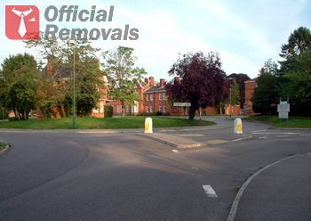 Office removals in Carshalton