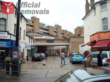 Office Removals in Catford
