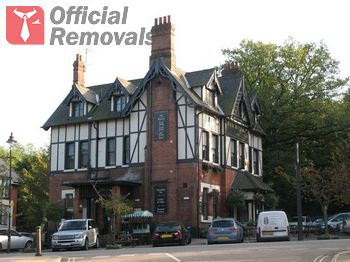 Office removals in Chislehurst