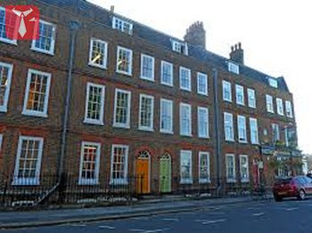 Office removals in Chiswick