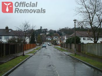 Office removals in Coney-Hall