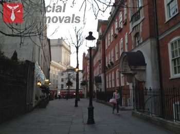 Office removals in Covent-Garden