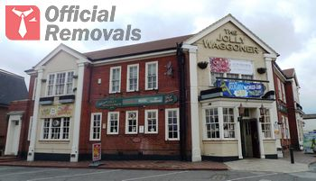 Office removals in Cranford