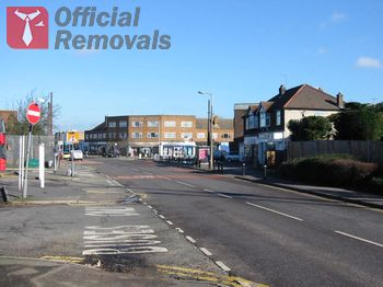 Office removals in Cranham
