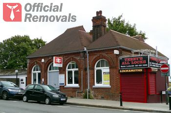 Office removals in Crofton-Park