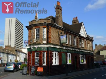 Office removals in Croydon