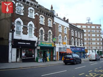Office removals in Dalston
