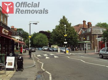 Efficient office removals in Dulwich