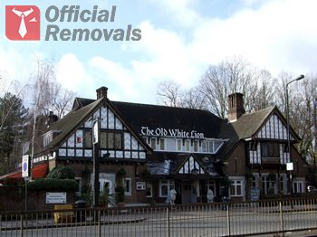 Speedy office removals in East Finchley