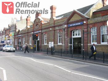 Timely office removals in East Ham