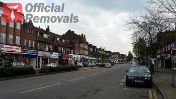 Organised office relocations in Eastcote
