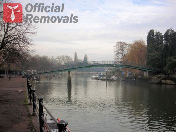 Best office relocations in Eel Pie Island