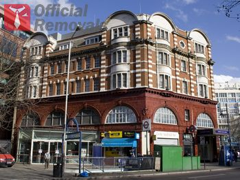Week round office removals in Elephant and Castle