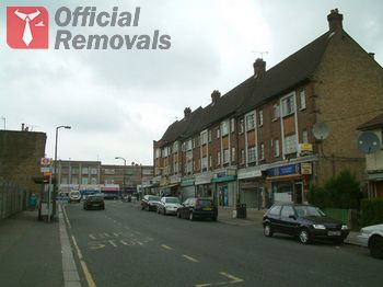 Pro commercial removals in Enfield Highway