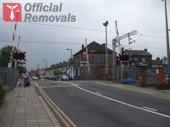 Masterful office removals in Enfield Lock