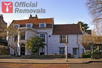 Experienced business removals in Enfield Town