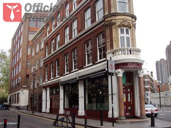 Fully equipped office removals in Farringdon