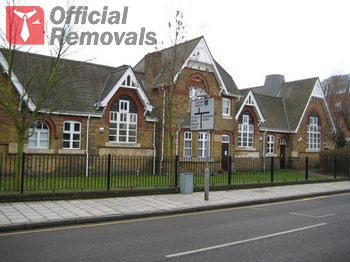 Vetted office removals in Feltham