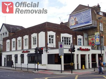 Flexible office removals in Finsbury Park