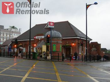 Competitive business removals in Forest Gate