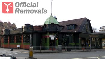 Affordable office removals in Fulham