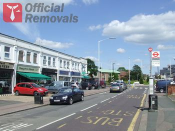 Cheap business moving in Gidea Park