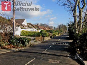 Organise business removal in Goddington
