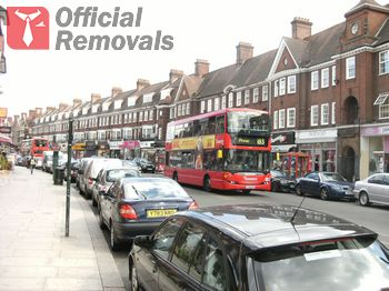 Pro office moving in Golders Green