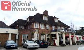 Expert commercial moving in Greenford