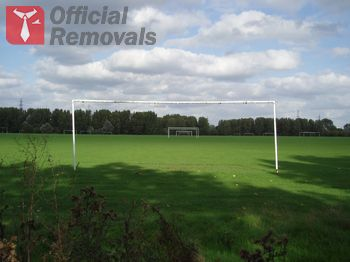 Efficient business relocation in Hackney Marshes
