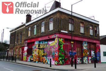 Organise office move in Hackney Wick