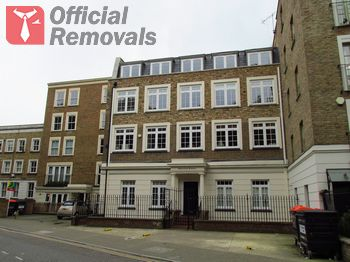 Best office removals in Hackney