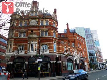 Store and office moving in Hammersmith