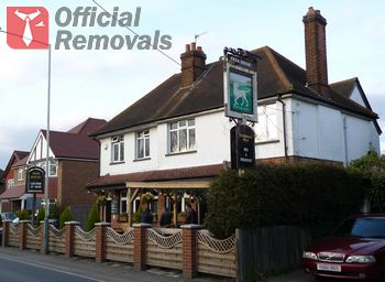 Excellent business removals in Harefield