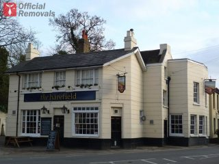 The Harefield public house
